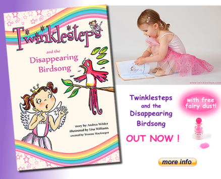 Twinklesteps & the Disappearing Birdsong