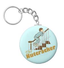 Nutcracker Keyring