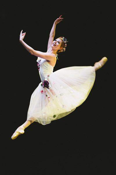 ballet dancer magic word