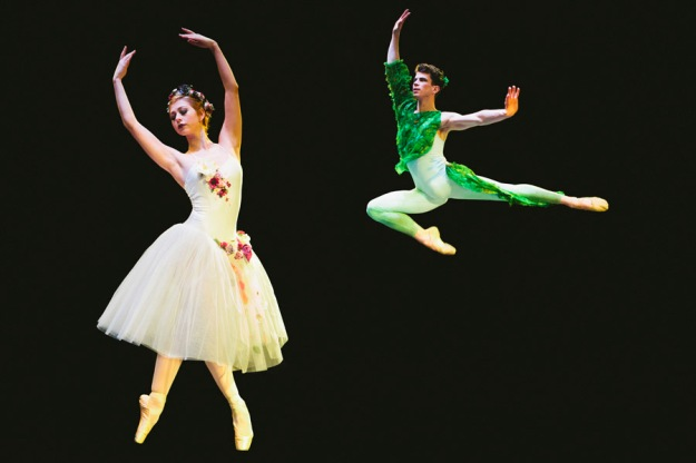 ballet dancers magic word