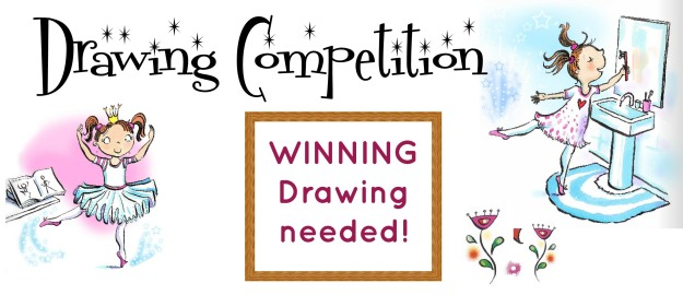 Drawing Competition International Dance Day banner