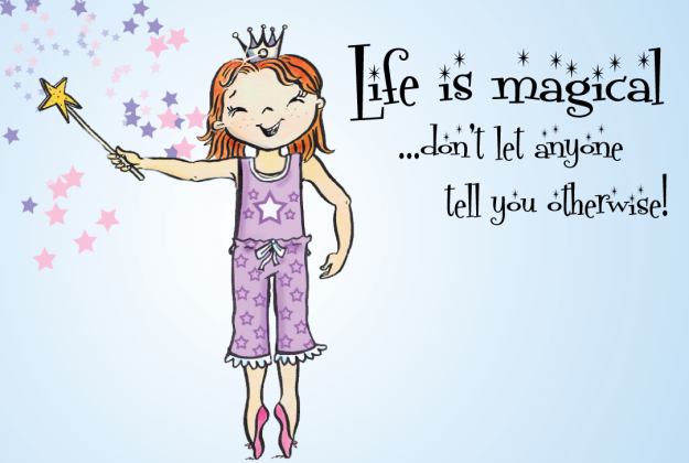 Life is Magical - Ballet inspiration quote Twinklesteps