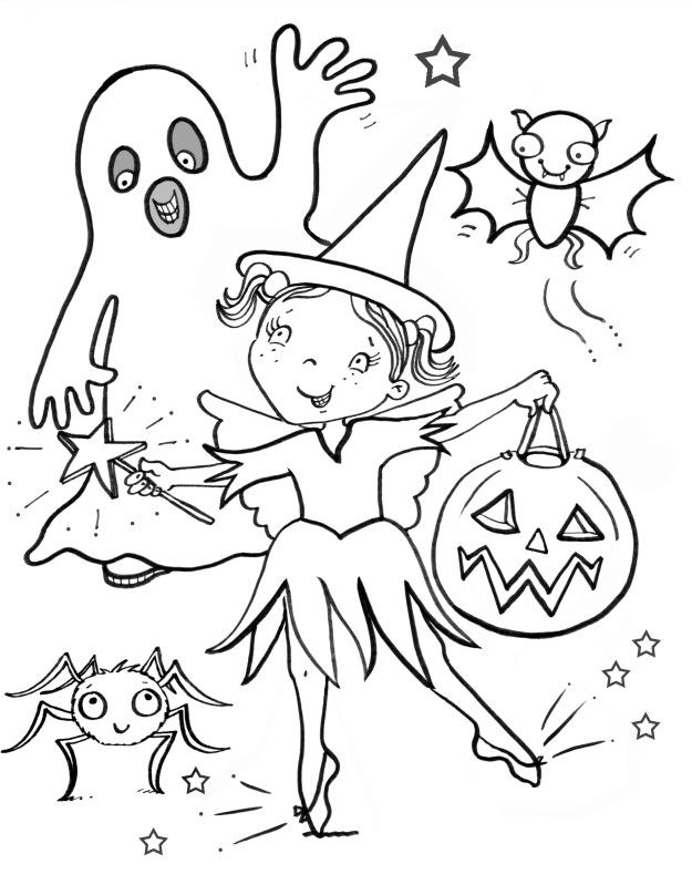 Halloween ballerina Twinklesteps