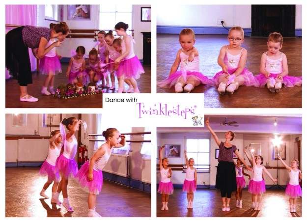 Dance With Twinklesteps images